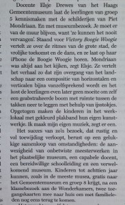 De Groene Amsterdammer, 8-1-'15 pagina 44-45.